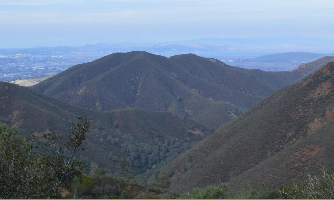 Mount Diablo Eagle Peak Trail12