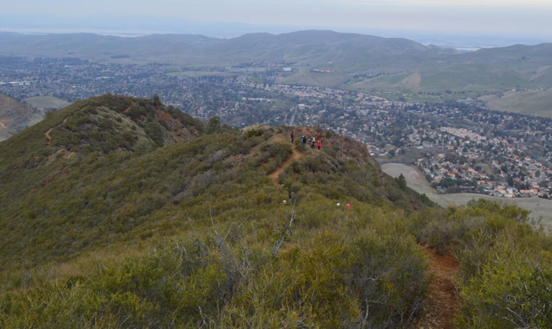 Mount Diablo Eagle Peak Trail40