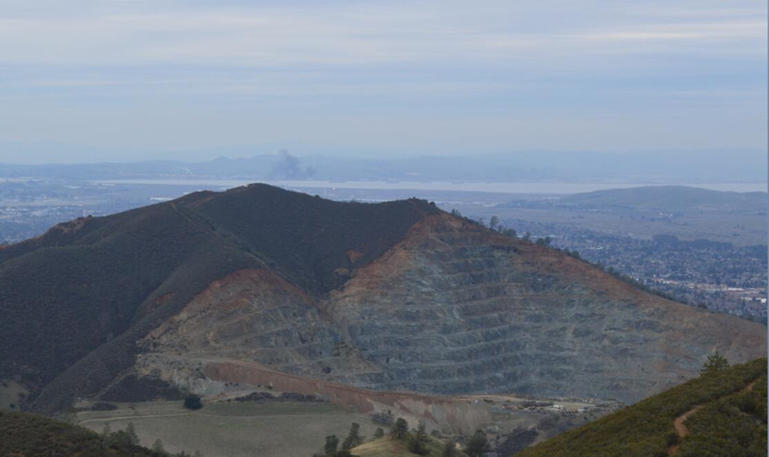 Mount Diablo Eagle Peak Trail43