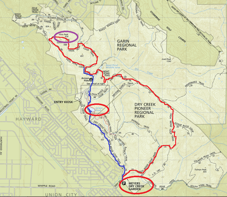 garin-dry-creek-trail-map