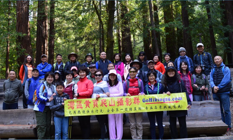 Big Basin Redwoods State Park-Redwood Nature Trail