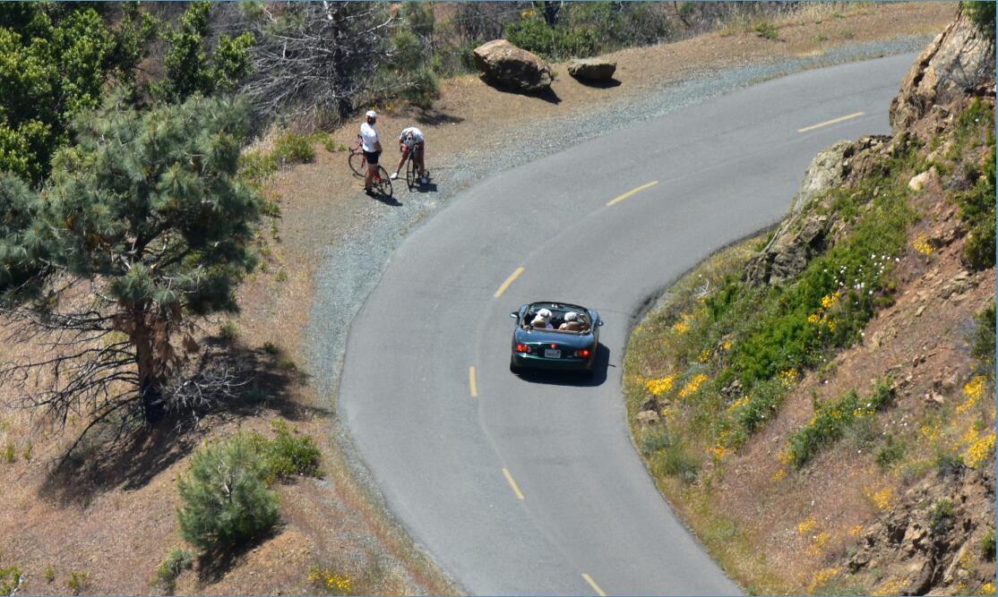 Mt Diablo Summit Trail28