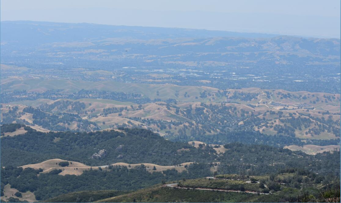 Mt Diablo Summit Trail29