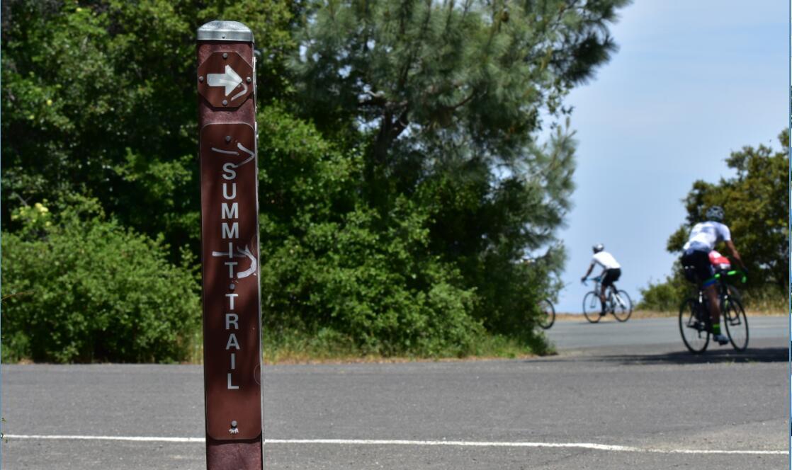 Mt Diablo Summit Trail30