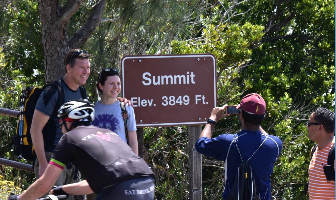 Mt Diablo Summit Trail39