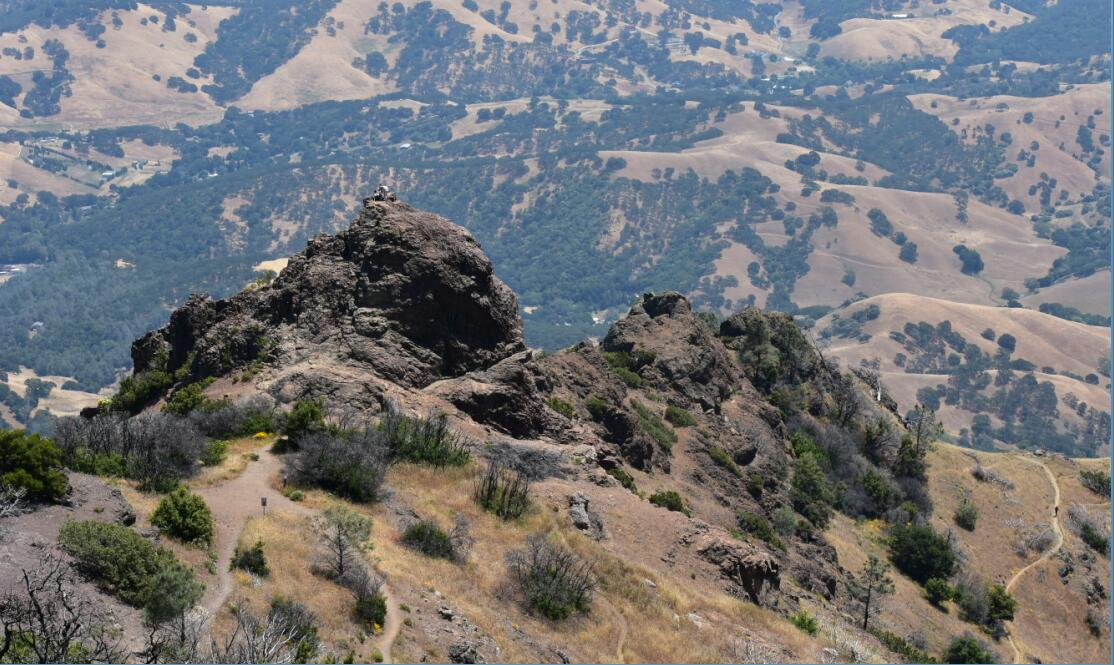 Mt Diablo Summit Trail41