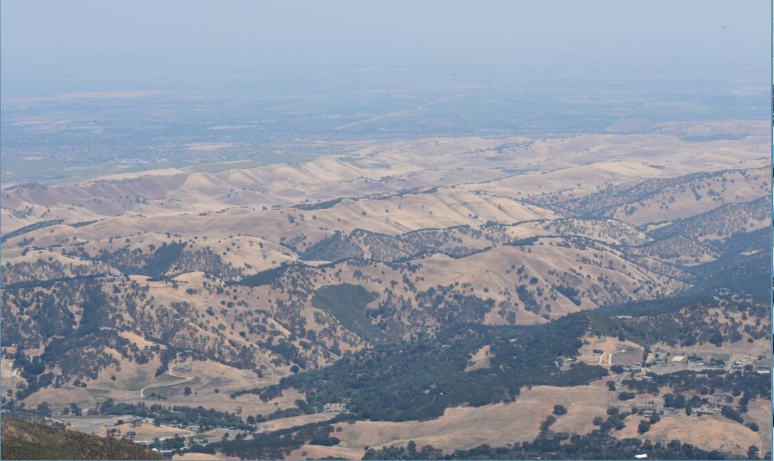 Mt Diablo Summit Trail44