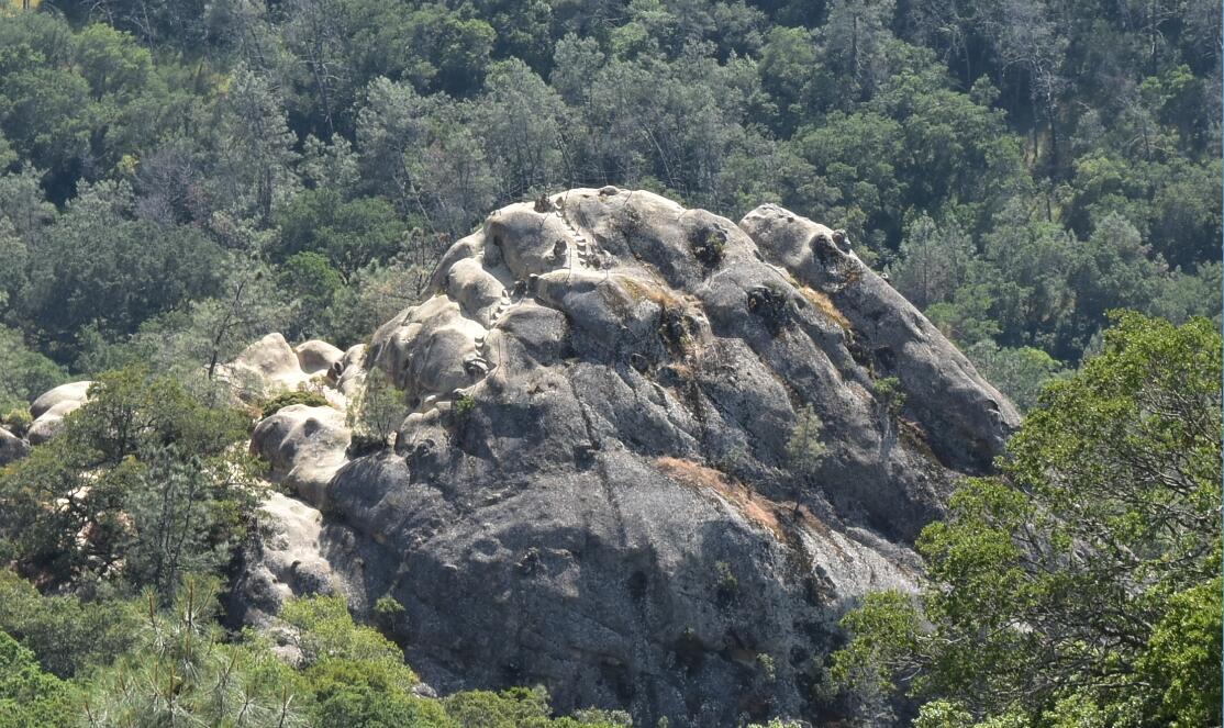 Mt Diablo Summit Trail72