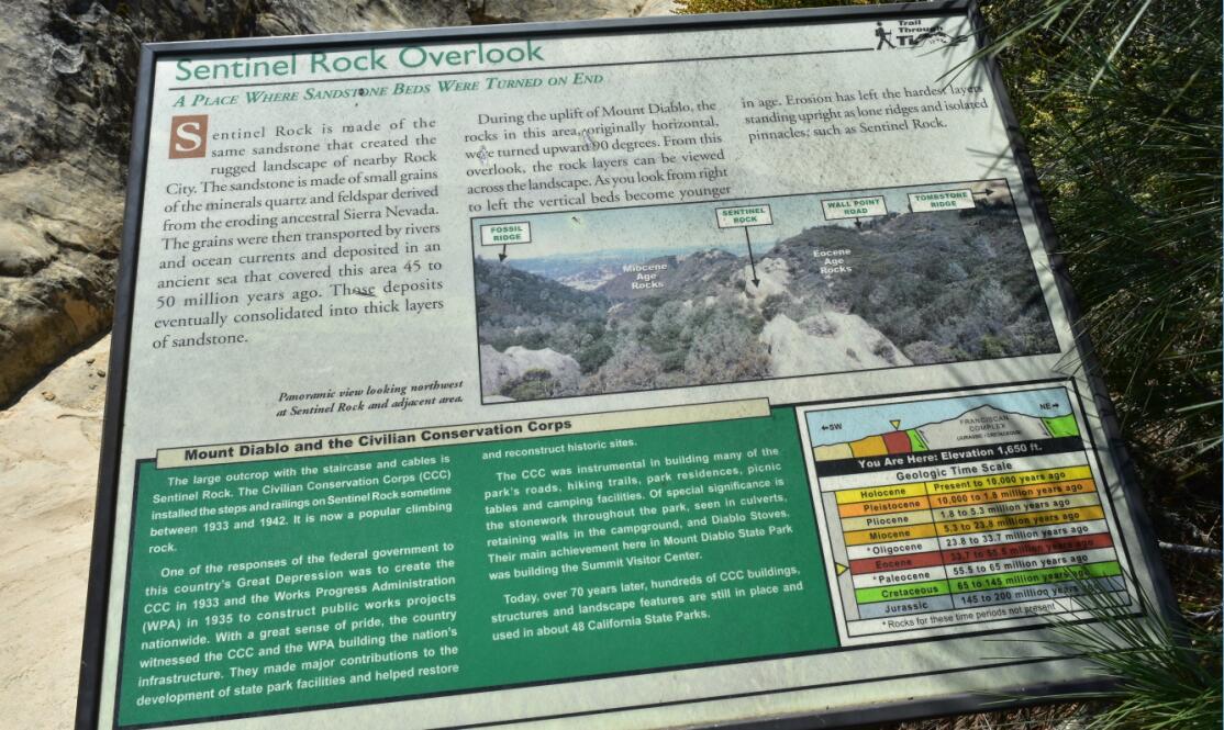 Mt Diablo Summit Trail73