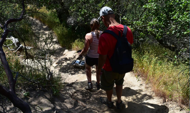 Mt Diablo Summit Trail75