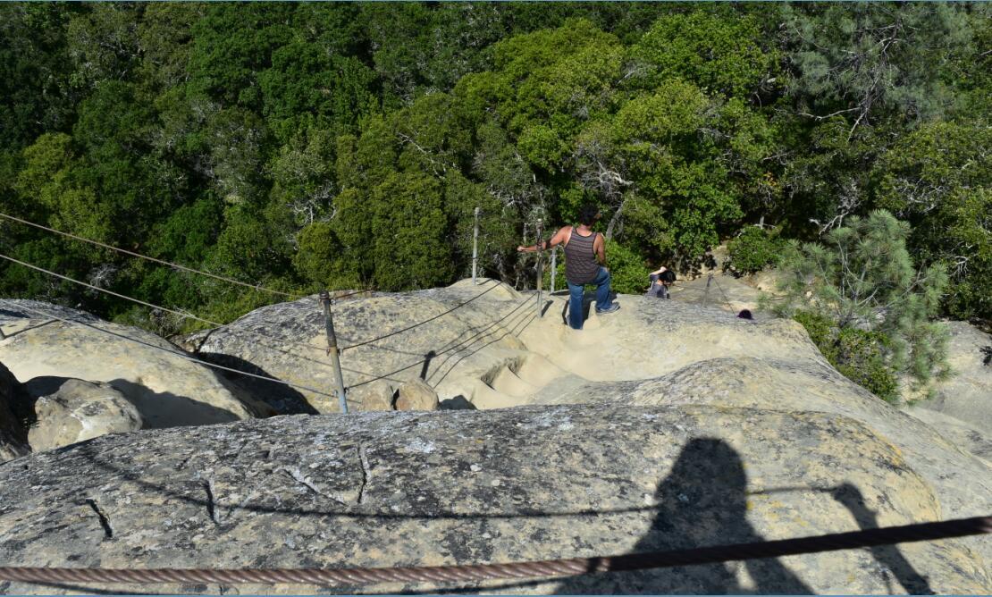Mt Diablo Summit Trail77