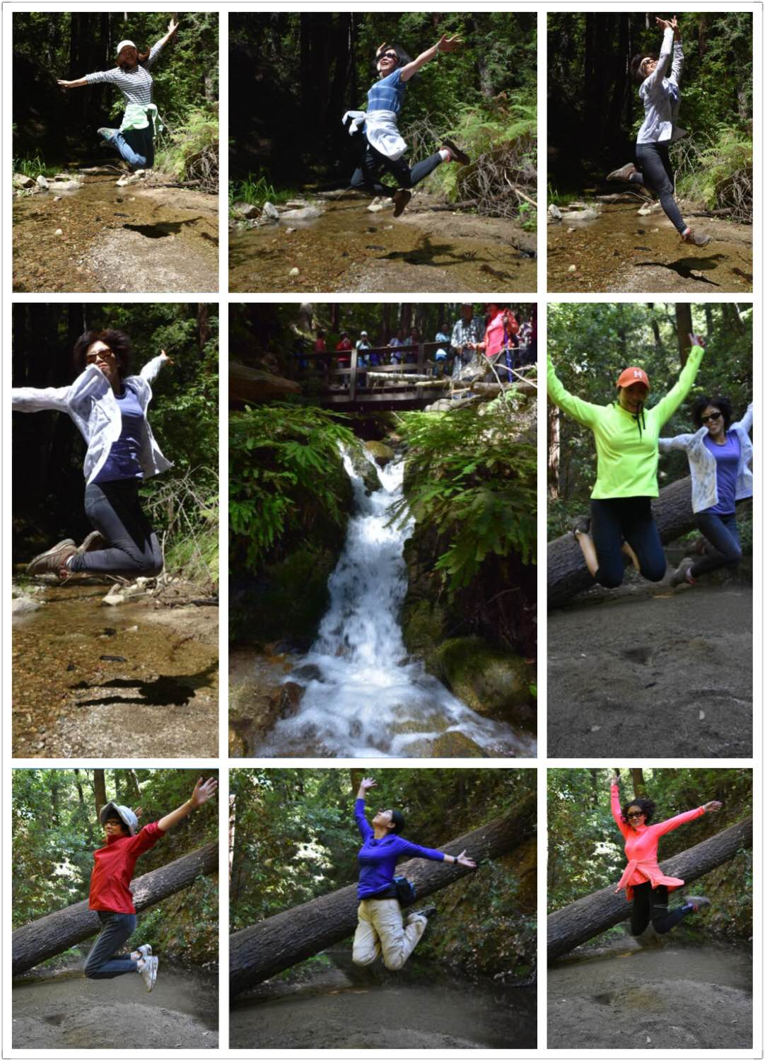 Henry Cowell Redwoods State Park_jump