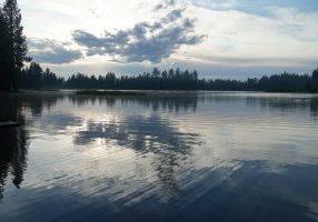 Manzanita-Lake