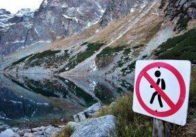 Trail-Closed
